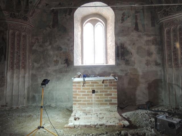 Medeltida altare